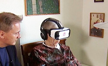 Demens og virtual reality i Rødovre
